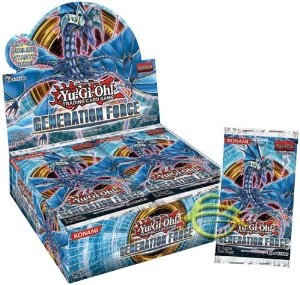 YuGiOh Generation Force Booster 12 Box Case