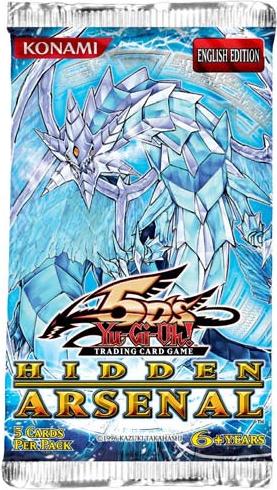 Hidden Arsenal Booster Pack (X24)