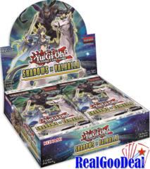 YuGiOh Shadows In Valhalla Booster Box