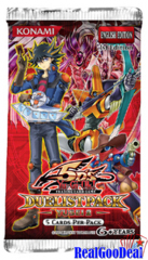 Duelist Pack 9: Yusei Fudo 2 Booster Pack (X12)