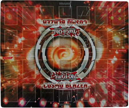 YuGiOh Cosmo Blazer 2 Player Playmat