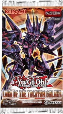 Lord of the Tachyon Galaxy Unlimited Edition Booster Pack (X12)