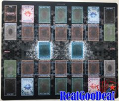 YuGiOh Link Playmat Double Player Konami Official