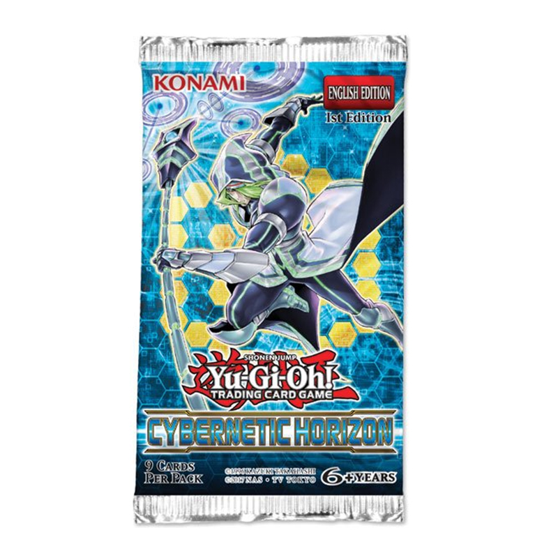 Cybernetic Horizon Booster Pack