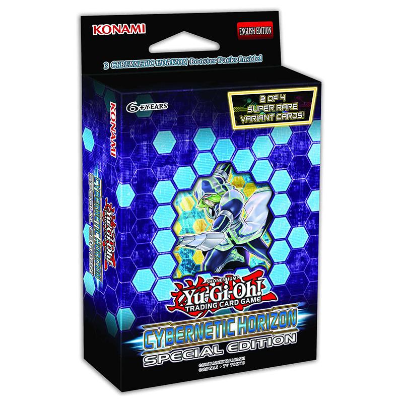 YuGiOh Cybernetic Horizon Special Edition Mini Box
