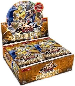 Raging Battle Unlimited Booster Box