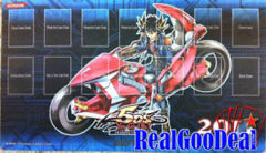 YuGiOh 2011 Official  Playmat