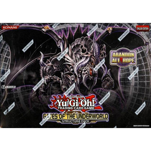Gates of the Underworld Deck  Box- 1st Edition (8 COUNT)