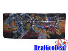 YuGiOh Kaiba, Blue-Eyes White Dragon & XYZ-Dragon Cannon Playmat