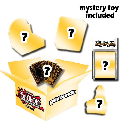 REALGOODEALYUGIOH MYSTERY BOX-Gold Edition