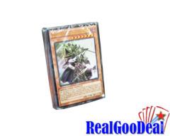 YuGiOh 5D's Spellcaster's Command Loose Deck UL [NO BOX]