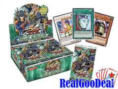 Yugioh Duelist Revolution Booster 12 Box Case