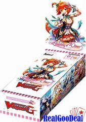 G Clan Booster Vol. 3 - Blessing of Divas - Booster Box