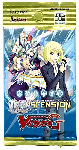 G Booster Pack Vol. 6: Transcension of Blade & Blossom Booster Pack