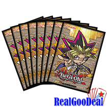 Yugioh 50 ct chibi deck protector sleeves