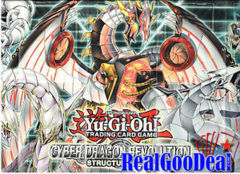 Cyber Dragon Revolution - 1st Edition Deck Case (12 COUNT BOX)