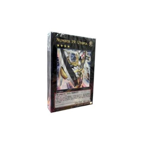 YuGiOh Dawn of the XYZ Loose Deck [NO BOX]