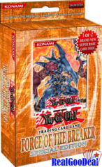Force of the Breaker: Special Edition Pack