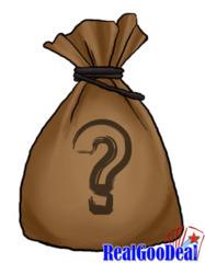 YuGiOh Mystery Bag