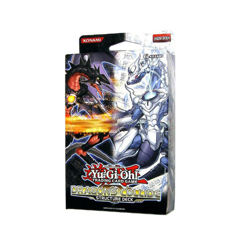 Dragons Collide Structure Deck: Unlimited Edition