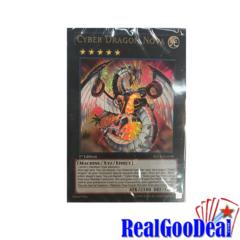 YuGiOh Cyber Dragon Revolution Loose Deck [NO BOX]