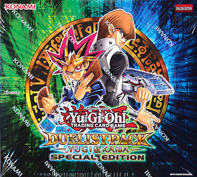 Duelist Pack Yugi & Kaiba - Special Edition Case (12 COUNT BOX)
