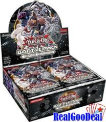 YuGiOh Epic Dawn Battle Pack #1 Booster 12 Box Case