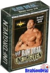Unforgiven Batista Starter Deck (WWE Raw Deal)