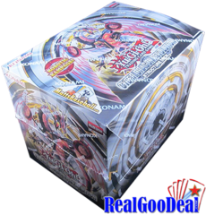 YuGiOh Cyber Dragon  Revolution Case (8 COUNT PER BOX)
