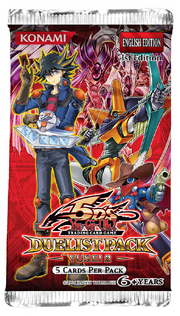 Duelist Pack 9: Yusei Fudo 2 Booster Pack (X24)