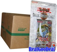 Yugioh Dark Beginning 2 Blister Pack