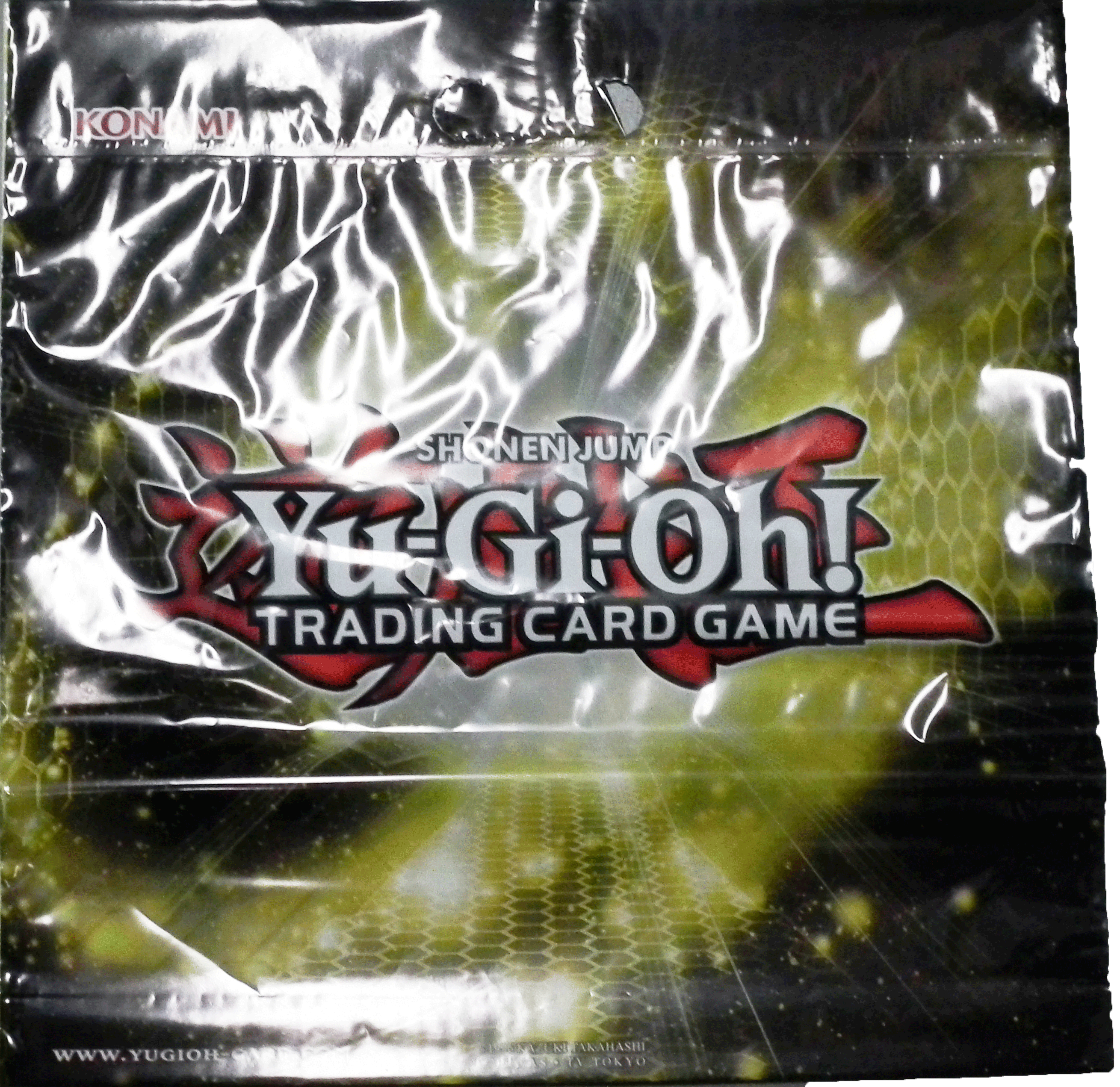 YuGiOh Bundle Of 25 Yellow Shopping Bags