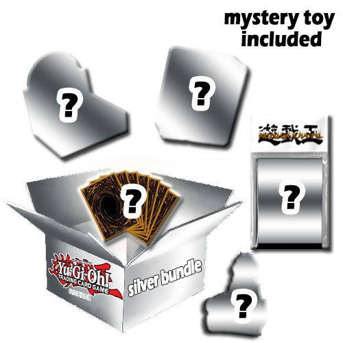 REALGOODEALYUGIOH MYSTERY BOX-Silver Editionndle