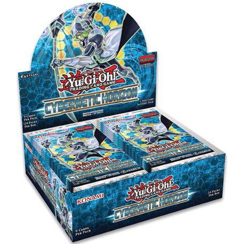 Cybernetic Horizon Booster Box