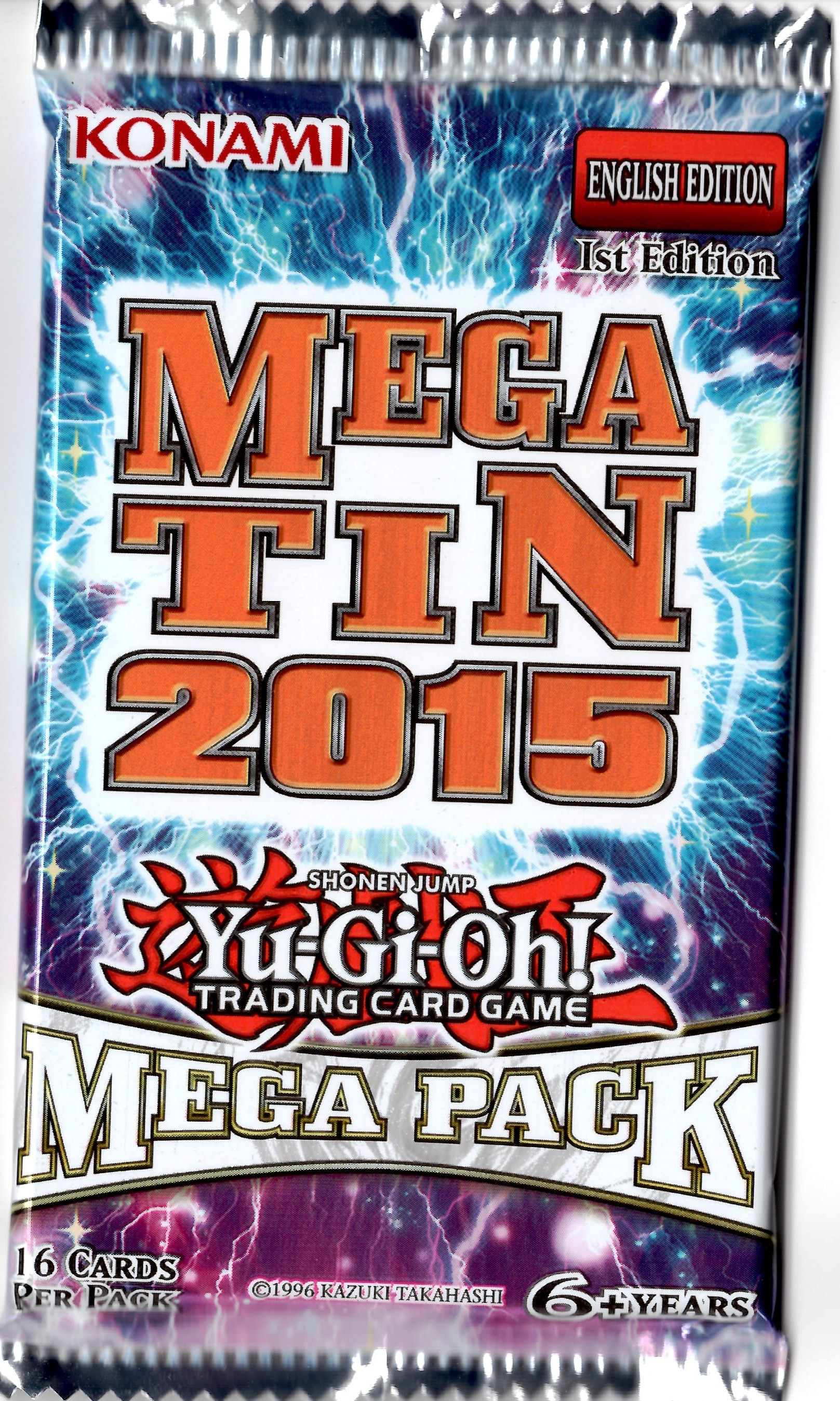 Mega Tin 2015 1st Edition Booster Pack