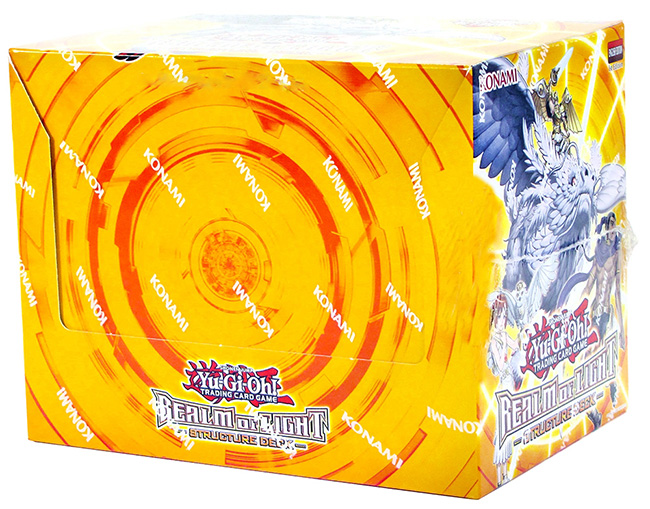 Realm of Light Deck Case - 1st Edition (12 COUNT BOX)