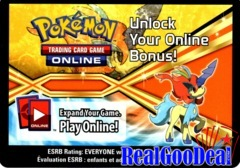 Pokemon 2013 Spring EX Collectors Tin Online Code