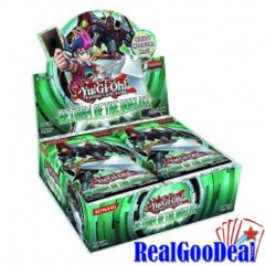 YuGiOh Return Of The Duelist Booster 12 Box Case