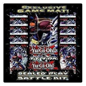 Konami Yu-Gi-Oh Sealed Play Battle Kit Box