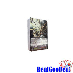 Cardfight! Vanguard Resonance of Thunder Dragon English Loose Deck [NO BOX]