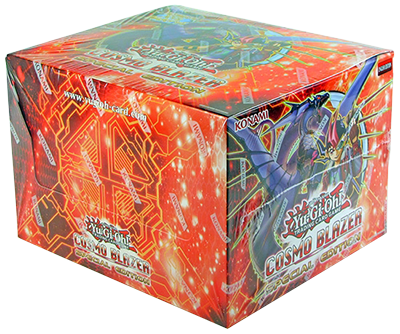 Cosmo Blazer: Special Edition Pack Case (12 COUNT BOX)