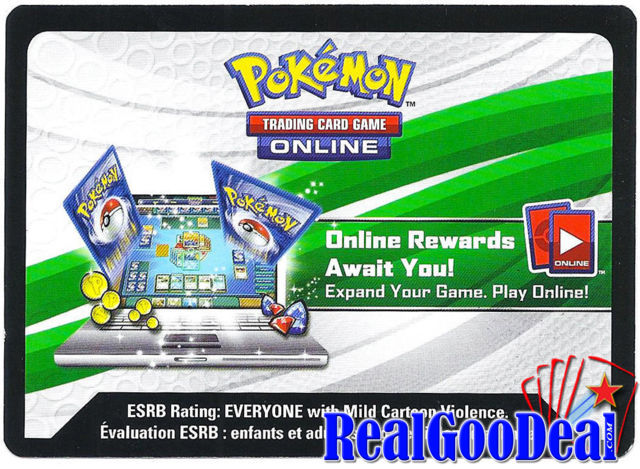 Pokemon TCG Triple Power Tin Gyarados Online Code