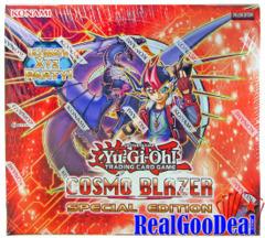 YuGiOh Cosmo Blazer Special Edition Box