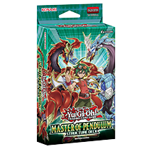 Master of Pendulum Structure Deck - 1st Edition