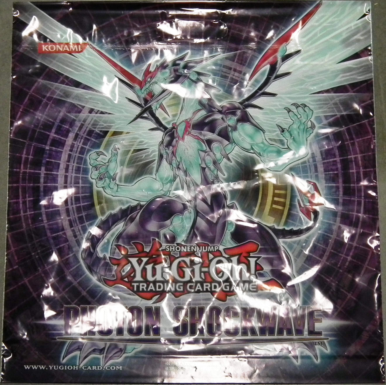 YuGiOh Bundle Of 25 Photon Shockwave Shopping Bags