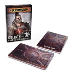 Goliath Gang Tactics Cards