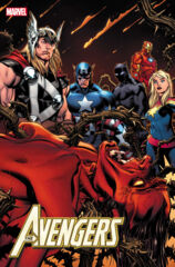 Avengers Issue 38 (Enter the Phoenix)
