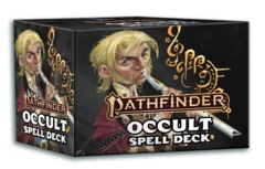 PATHFINDER RPG 2ND EDITION: OCCULT SPELL DECK
