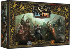 A song of Ice and Fire: Stark VS Lanister