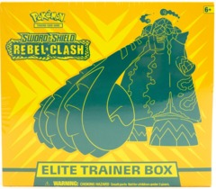 Rebel Clash: Elite Trainer Box